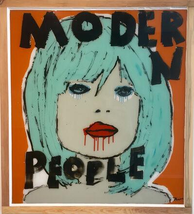 Julian Hoffmann, 'Modern People', 2016