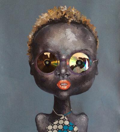 Ndidi Emefiele, 'Rainbow Brigades I', 2015