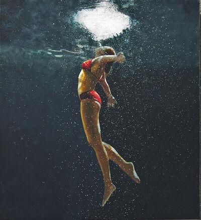 """Eric Zener, '""""Liquid Levitation""""', 2013"""