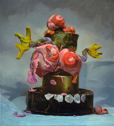 Jonny Green, 'Jazz Hands', 2014