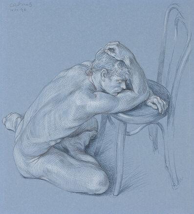 Paul Cadmus, 'Male Nude NM94', 1972
