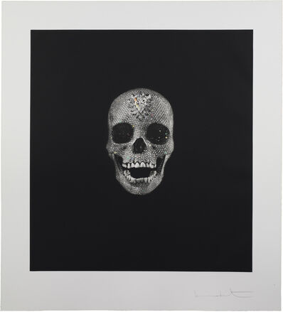 Damien Hirst, 'Victory Over Death', 2008