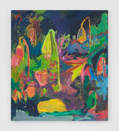 Adrianne Rubenstein, 'Night Flowers', 2017