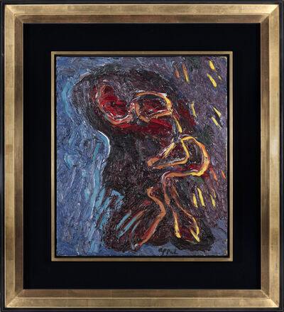 Karel Appel, 'Untitled, Composition 1991', 1991