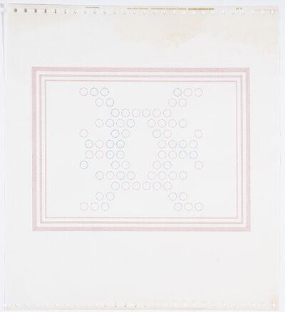 Robert Mallary, 'Untitled', ca. 1972