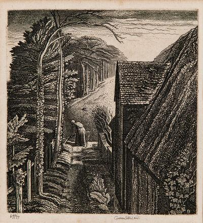 Graham Sutherland, 'Hanger Hill', 1929