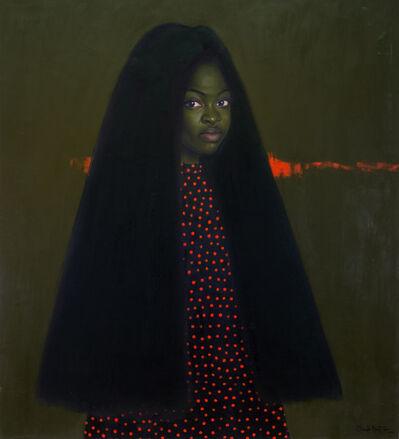 oluwole omofemi, 'Omonalisa IV', 2020