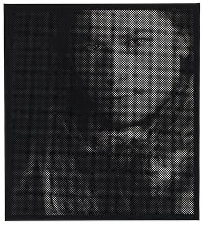 Anne-Karin Furunes, 'Portrait of Mikkel Josefson Neckela (1882/83)', 2019