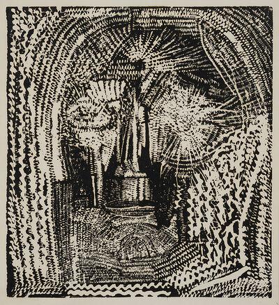 Donald Laycock, '(Ancient Kings series)', c. 1960