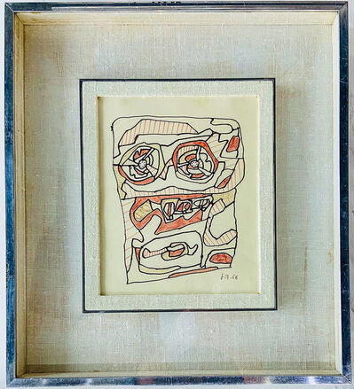 Jean Dubuffet, 'Untitled', 1966