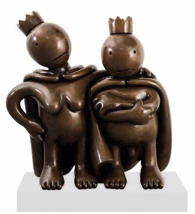 Tom Otterness, 'Free thinkers ', 2007