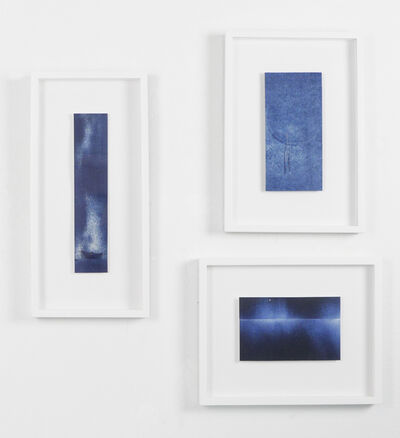 Angelica Bergamini, 'Monotype print and collage on paper: 'I will meet you there series'', 2020