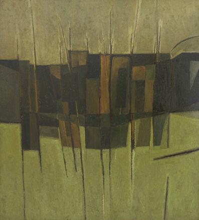 Alan Reynolds, 'Lyric Abstract', 1958-1959