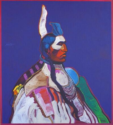 John Nieto, 'Pretty Eagle', 1989