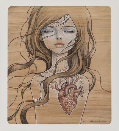 Audrey Kawasaki, 'My Dishonest Heart', 2009