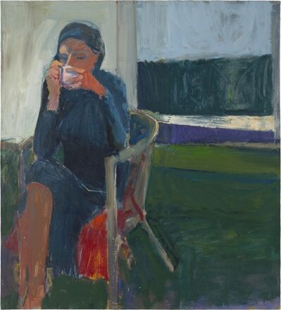 Richard Diebenkorn, 'Coffee', 1959