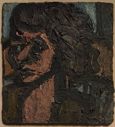 Richard Cook, 'Portrait of Michelle I', 1978