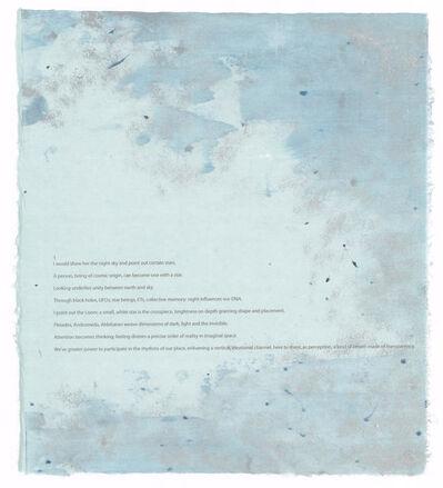 Martha Tuttle, 'The Loom', 2020
