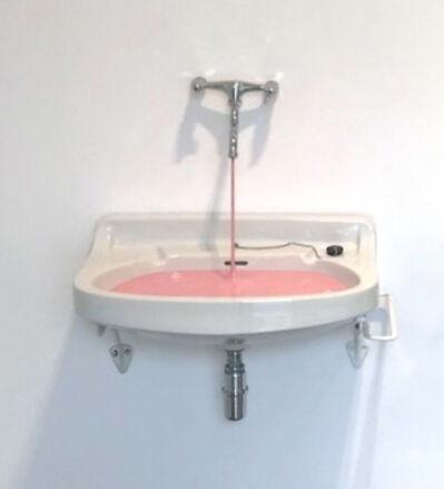 Markus Hofer, 'Wasserfarben', 2019
