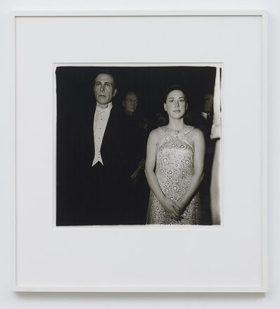 Diane Arbus, 'Wax Museum: Lord Snowdon and Princess Margaret, London, England., 1969', printed later