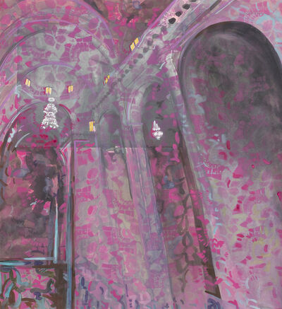 Lee Essex Doyle, 'Blooms over Vaulted Ceiling', 2018