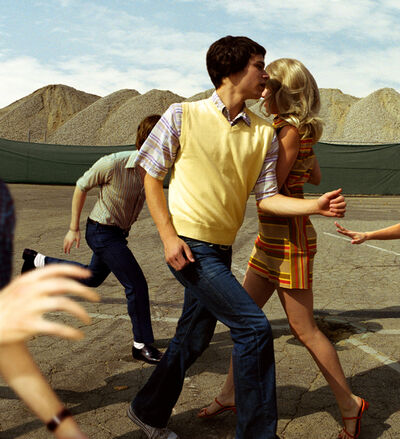 Alex Prager, 'Crowd', 2007
