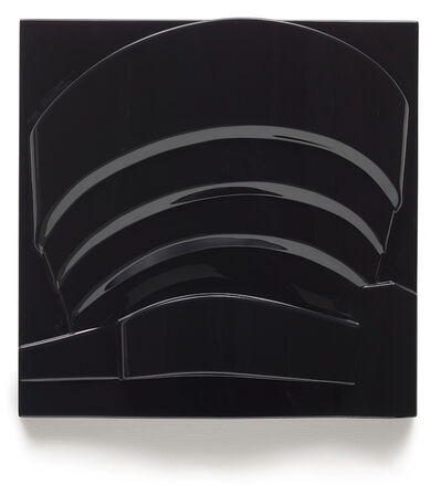 Richard Hamilton, 'Guggenheim (Black)', 1970