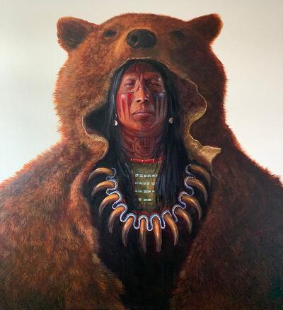 Greg Overton, 'Blood Hand Bear', 2020