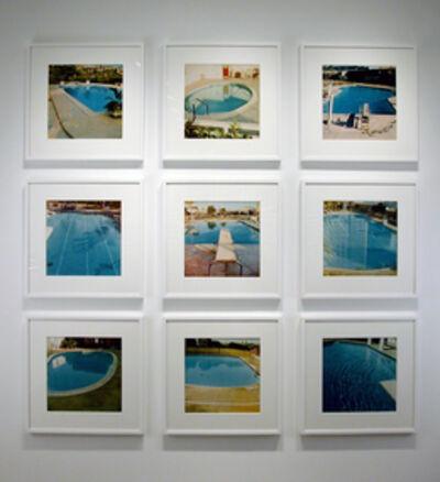 Ed Ruscha, 'Pool Portfolio', 1968/1997