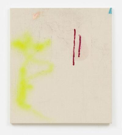 Jenny Brosinski, 'Can´t feel anything', 2016