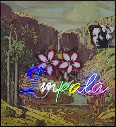Wayne Barker, 'Impala', 2020