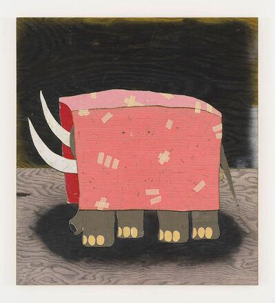 Kirk Hayes, 'Covered Beast', 2012