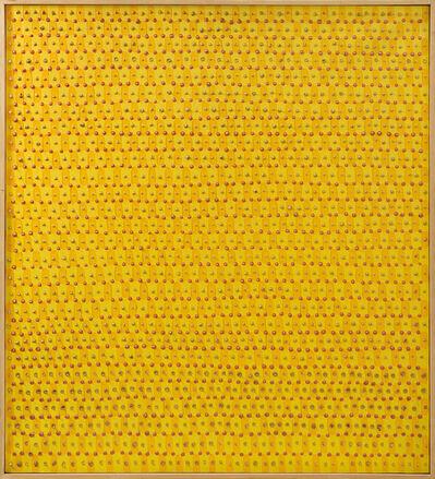 Franco Bemporad, 'Struttura giallo', 1977