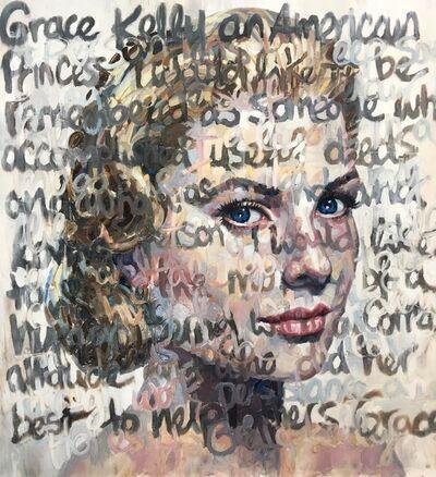 Christina Major, 'Grace Kelly', 2018