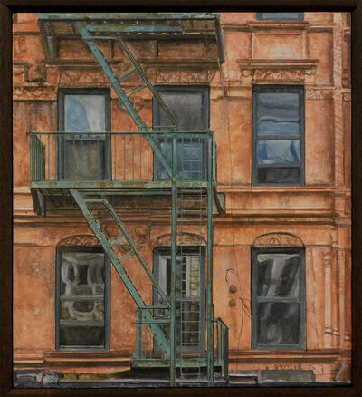 Richard Britell, '14th St. and 7th Ave', 2019