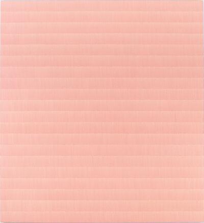Jordan Ann Craig, 'Dot Drawing; Salmon Pink on Salmon Pink no.1', 2020