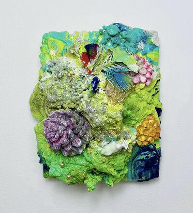 Thierry Feuz, 'Substrat Fuego', 2020