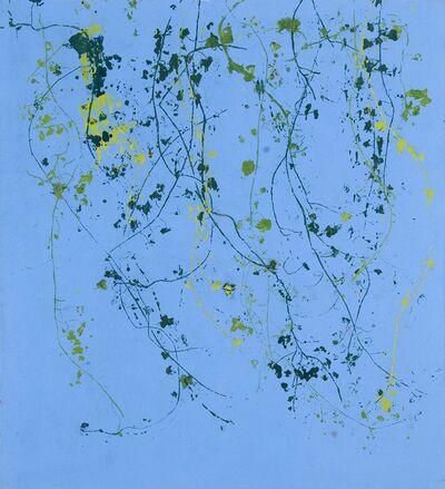 Massimo Barzagli, 'Impressione d'edera', 1991