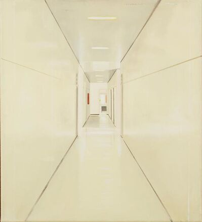 Luca Pancrazzi, 'Interno', 1995