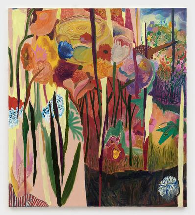 Shara Hughes, 'Ungroomed Garden', 2019
