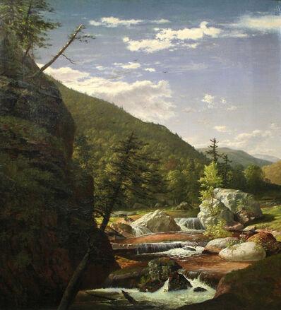Paul Weber, 'Mountain Pools'