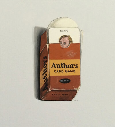 Richard Baker, 'Authors Card Game', 2014