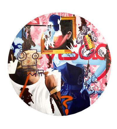 John Grande, 'Visage', 2017
