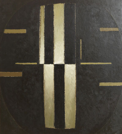 Alan Reynolds, 'Structure - Ovoid Ground', 1962