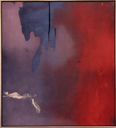 Helen Frankenthaler, 'Sleeping Beauty', 1985