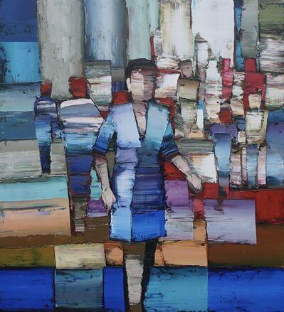 Christopher Langstroth, 'Walks Away', 2018