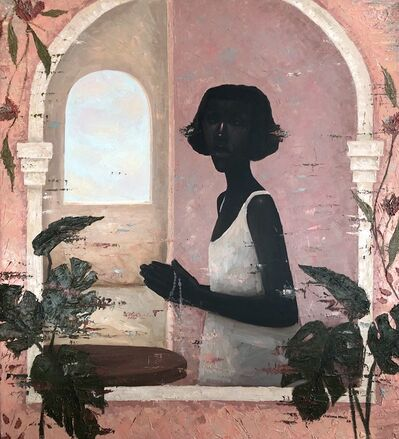 Chidinma Nnoli, 'Did You Sin Today (Pink Walls)', 2020