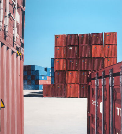 Michael Brophy, 'Container Suite A:1', 2015