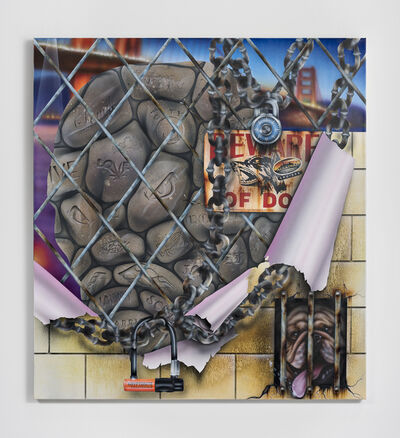 Mario Ayala, 'Reintegration', 2019