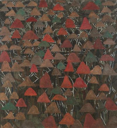John Peart, 'Tree hills', ca. 1989-2013